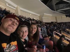 Ryan attended Cleveland Cavaliers vs. Milwaukee Bucks - NBA on Dec 14th 2018 via VetTix