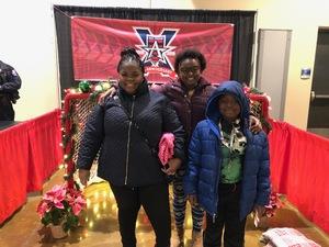 Yvette attended Allen Americans vs. Cincinnati Cyclones - Minor League on Dec 22nd 2018 via VetTix