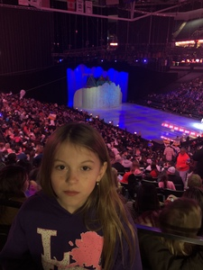 Tracy attended Disney on Ice Presents: Dare to Dream on Feb 14th 2019 via VetTix