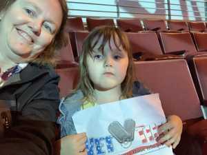Linda attended Disney on Ice Presents: Dare to Dream on Apr 18th 2019 via VetTix