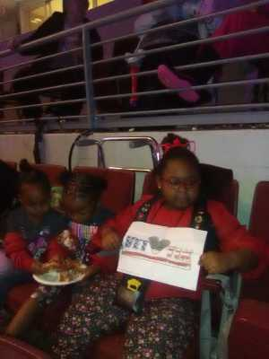 Kyries attended Disney on Ice Presents: Dare to Dream on Apr 18th 2019 via VetTix