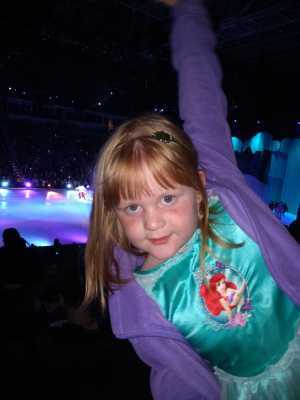 Paul attended Disney on Ice Presents: Dare to Dream on Apr 18th 2019 via VetTix