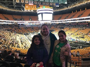 david attended Harlem Globetrotters on Dec 26th 2018 via VetTix