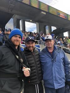Ryan attended Famous Idaho Bowl - BYU vs. Western Michigan - NCAA Football on Dec 21st 2018 via VetTix