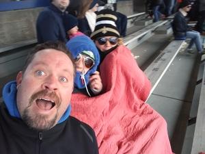 Ty attended Famous Idaho Bowl - BYU vs. Western Michigan - NCAA Football on Dec 21st 2018 via VetTix