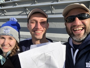Daniel attended Famous Idaho Bowl - BYU vs. Western Michigan - NCAA Football on Dec 21st 2018 via VetTix