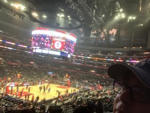 Stuart attended LA Clippers vs. Sacramento Kings - NBA on Dec 26th 2018 via VetTix