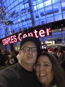 Kevin attended LA Clippers vs. Sacramento Kings - NBA on Dec 26th 2018 via VetTix