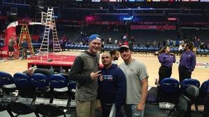 Adam attended LA Clippers vs. Sacramento Kings - NBA on Dec 26th 2018 via VetTix