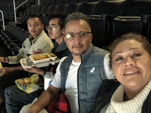 Cesar attended LA Clippers vs. Sacramento Kings - NBA on Dec 26th 2018 via VetTix