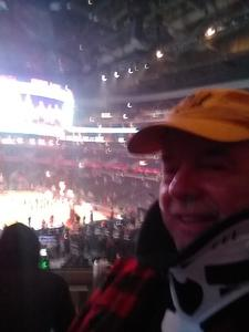 robert attended LA Clippers vs. Sacramento Kings - NBA on Dec 26th 2018 via VetTix
