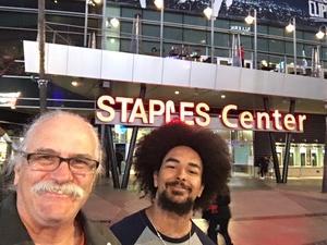Douglas attended LA Clippers vs. Sacramento Kings - NBA on Dec 26th 2018 via VetTix