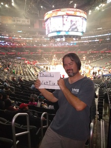 Andrew attended LA Clippers vs. Sacramento Kings - NBA on Dec 26th 2018 via VetTix