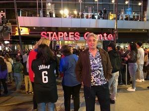 Tony attended LA Clippers vs. Sacramento Kings - NBA on Dec 26th 2018 via VetTix
