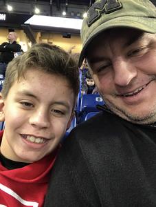 Joseph attended Quick Lane Bowl: Minnesota vs. Georgia Tech - NCAA on Dec 26th 2018 via VetTix