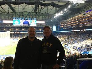 Jeffrey attended Quick Lane Bowl: Minnesota vs. Georgia Tech - NCAA on Dec 26th 2018 via VetTix