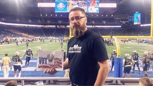 David attended Quick Lane Bowl: Minnesota vs. Georgia Tech - NCAA on Dec 26th 2018 via VetTix