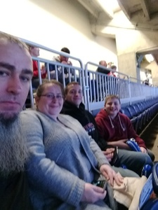 Kristopher attended Quick Lane Bowl: Minnesota vs. Georgia Tech - NCAA on Dec 26th 2018 via VetTix