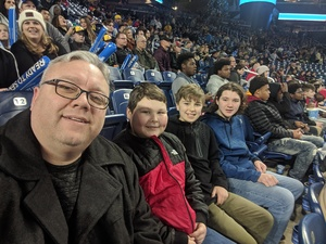 Chris Surber attended Quick Lane Bowl: Minnesota vs. Georgia Tech - NCAA on Dec 26th 2018 via VetTix