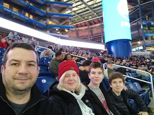 chris attended Quick Lane Bowl: Minnesota vs. Georgia Tech - NCAA on Dec 26th 2018 via VetTix