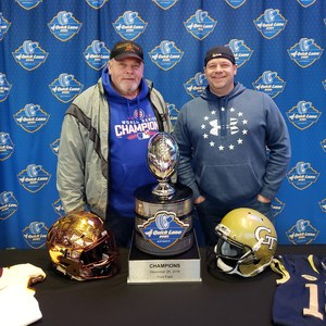 Nicholas attended Quick Lane Bowl: Minnesota vs. Georgia Tech - NCAA on Dec 26th 2018 via VetTix