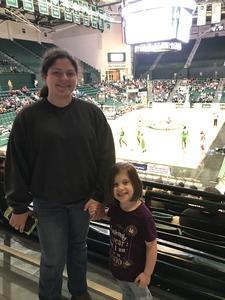 Jonathon attended Harlem Globetrotters on Dec 31st 2018 via VetTix