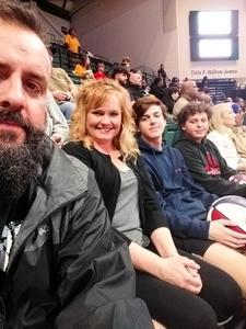 Scott Gainey attended Harlem Globetrotters on Dec 31st 2018 via VetTix