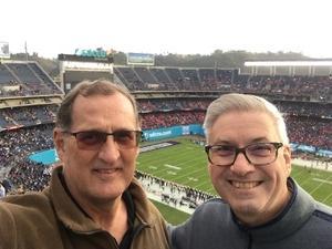 Richard attended 2018 Holiday Bowl - Northwestern vs. Utah - NCAA Football 12-31-2018 on Dec 31st 2018 via VetTix