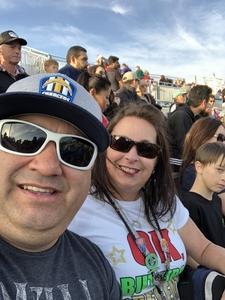 William attended 2018 Holiday Bowl - Northwestern vs. Utah - NCAA Football 12-31-2018 on Dec 31st 2018 via VetTix
