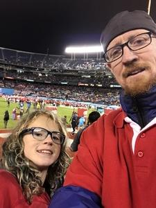 Josh attended 2018 Holiday Bowl - Northwestern vs. Utah - NCAA Football 12-31-2018 on Dec 31st 2018 via VetTix