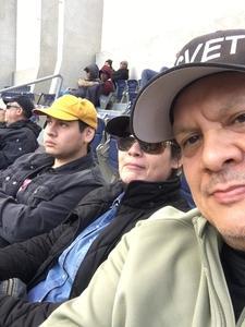 Moe attended 2018 Holiday Bowl - Northwestern vs. Utah - NCAA Football 12-31-2018 on Dec 31st 2018 via VetTix