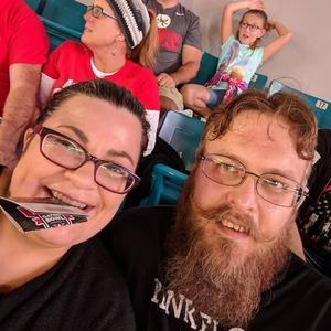 PETER attended 2018 Taxslayer Gator Bowl on Dec 31st 2018 via VetTix