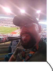 Lawrence attended 2018 Taxslayer Gator Bowl on Dec 31st 2018 via VetTix