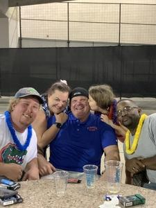 Gary Gensch attended 2018 Taxslayer Gator Bowl on Dec 31st 2018 via VetTix