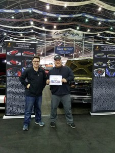 Click To Read More Feedback from 2019 Barrett Jackson - Collector Car Auction - 1 Ticket is Good for 2 People