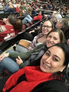 Chris attended Arizona Coyotes vs. New York Islanders - NHL on Dec 18th 2018 via VetTix