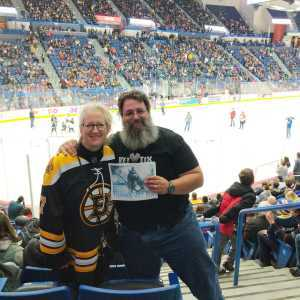 Click To Read More Feedback from Hartford Wolf Pack vs. Providence Bruins - AHL