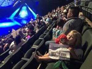 Dustin attended Disney on Ice Presents Frozen! on May 8th 2019 via VetTix