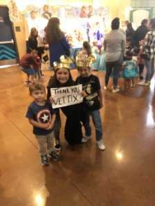 Rex Taylor attended Disney on Ice Presents Frozen! on May 8th 2019 via VetTix
