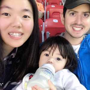 jingzi attended Monster Energy Supercross on Mar 30th 2019 via VetTix