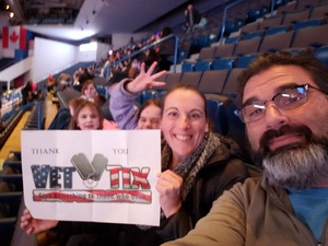 Click To Read More Feedback from Disney on Ice: Worlds of Enchantment