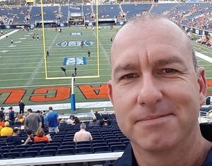 Joseph attended Camping World Bowl - Syracuse vs. West Virginia on Dec 28th 2018 via VetTix