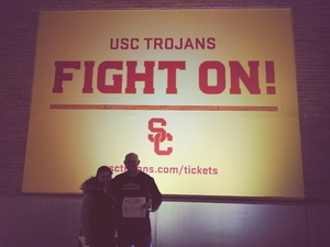 Click To Read More Feedback from University of Southern California Trojans vs. Colorado Buffaloes - NCAA Men's Basketball