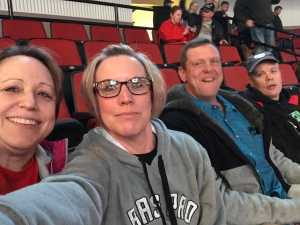 Tamara attended Monster Jam on Mar 29th 2019 via VetTix