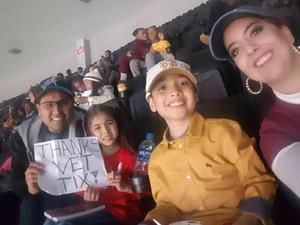 Freddy attended Washington Wizards vs. Cleveland Cavaliers - NBA on Feb 8th 2019 via VetTix
