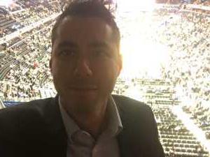 John attended Washington Wizards vs. Orlando Magic - NBA on Mar 13th 2019 via VetTix
