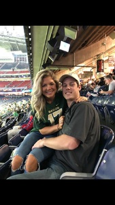 Malcolm attended Academy Sports and Outdoors Texas Bowl - Baylor vs. Vanderbilt - NCAA Football on Dec 27th 2018 via VetTix