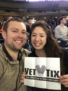 Wesley attended Academy Sports and Outdoors Texas Bowl - Baylor vs. Vanderbilt - NCAA Football on Dec 27th 2018 via VetTix