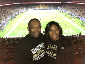 Shawn attended Academy Sports and Outdoors Texas Bowl - Baylor vs. Vanderbilt - NCAA Football on Dec 27th 2018 via VetTix