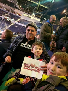 Frank attended Rochester Americans vs Utica Comets - AHL on Jan 25th 2019 via VetTix